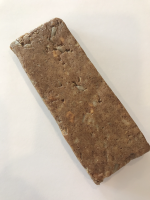Natural Peanut Butter Low Carb Apple Cinnamon Protein Bar