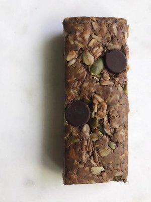 Chocolate Peanut Butter Oat Bar