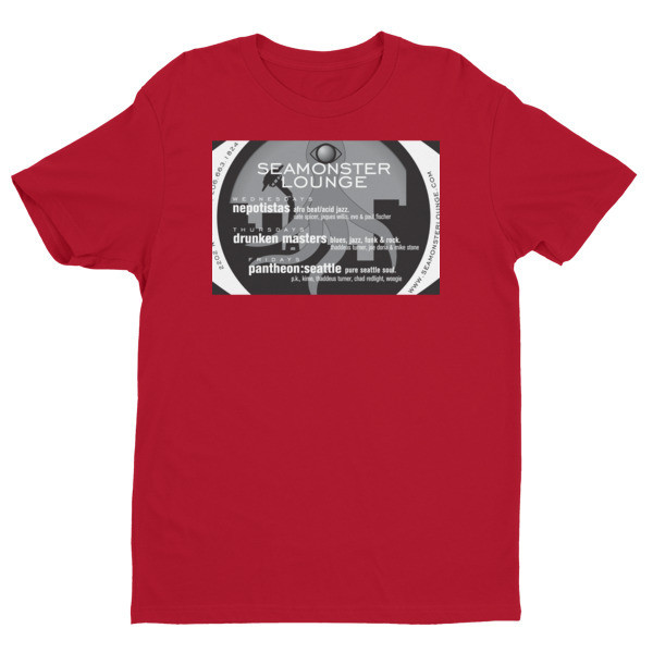OG SEA MO FLYER SHORT SLEEVE T