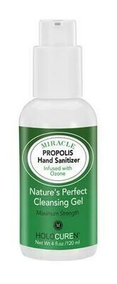 Miracle Propolis Hand Sanitizer With Ozone (64.5% Alcohol Base)