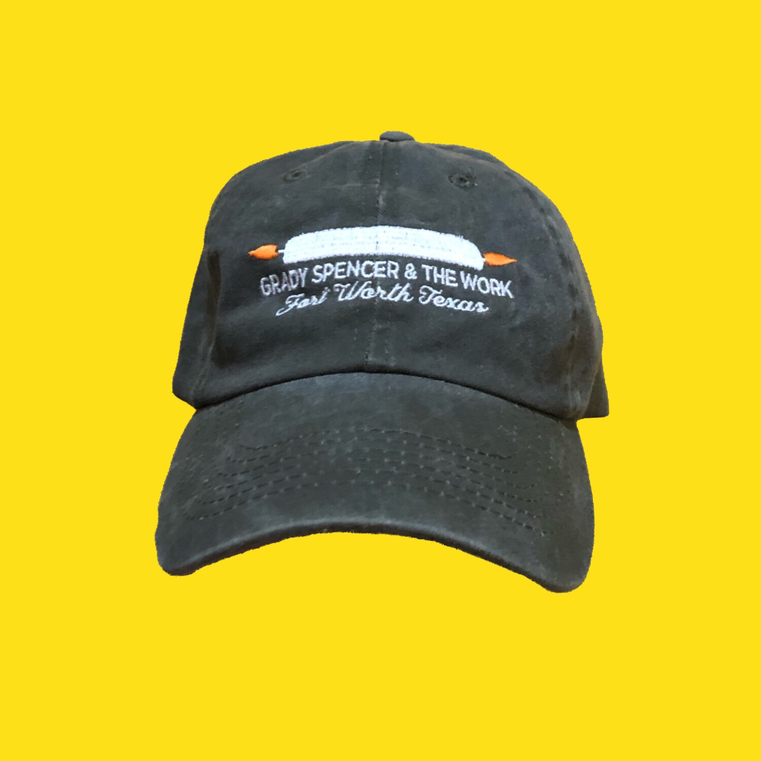 Gray Candle Hat