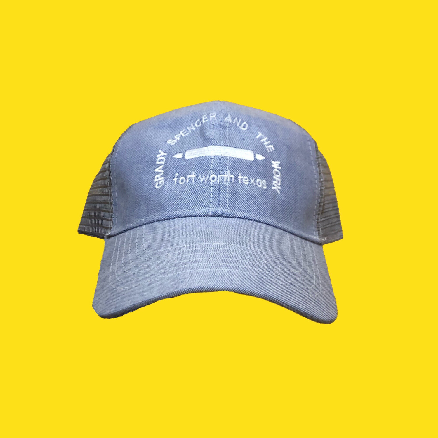 Light Denim Hat