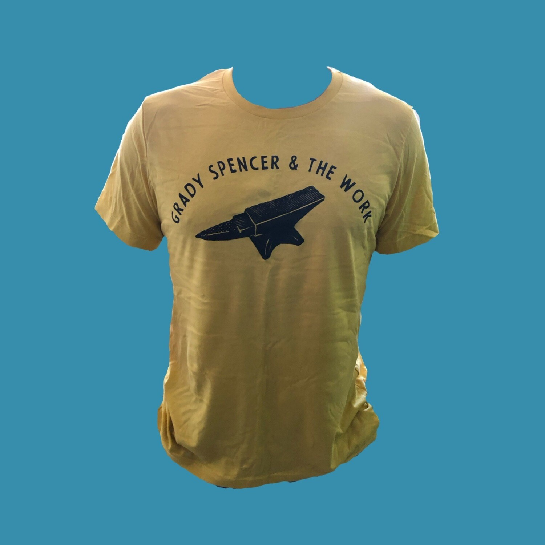 Mustard Anvil Shirt - S/L/XL ONLY