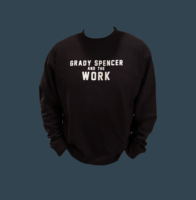 GS&tW Black Sweatshirt