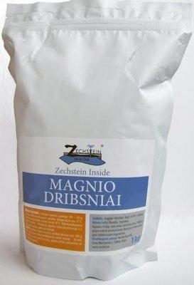 Magnio dribsniai - 1kg