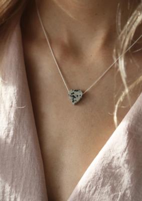 Tutti & Co Serene Necklace Silver