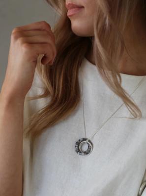 Tutti & Co Tropic Necklace Silver