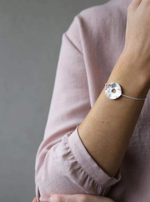 Tutti & Co Sole Bracelet Silver