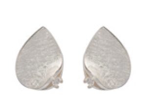 Unique & Co. Silver and Zirconia Stud Earrings