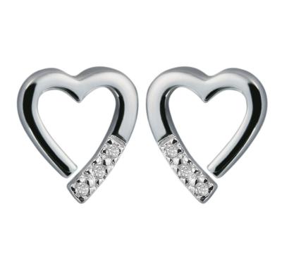 Hot Diamonds Romantic Earrings