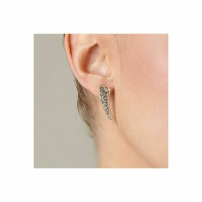 UNOde50 Feather in the Breeze Earrings