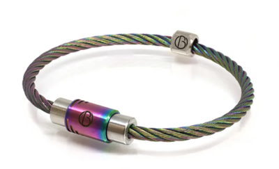 Bailey of Sheffield | CABLE™ Chromatic Bracelet