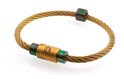 Bailey of Sheffield | CABLE™ Chroma Bracelet