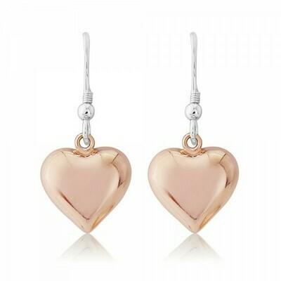Trink Heart of Gold Earrings