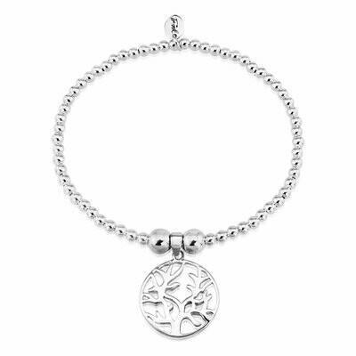 Trink Circle Tree of Life Bracelet