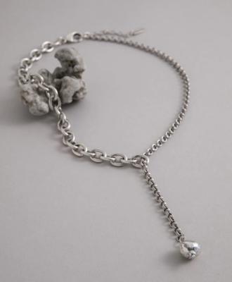 Danon Kythira Necklace Silver