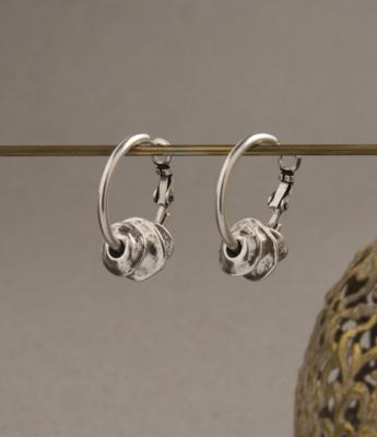 Danon Epirus Earrings - Silver