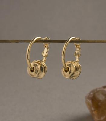 Danon Epirus Earrings - Gold