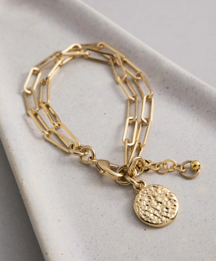 Danon Andros Bracelet Gold