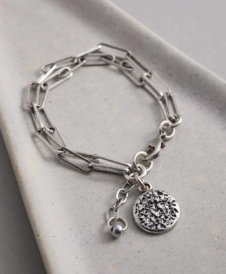 Danon Andros Bracelet Silver