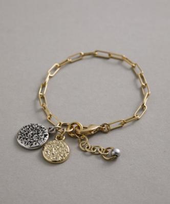 Danon Rhodium Bracelet