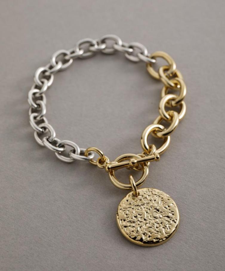 Danon Thallium Bracelet