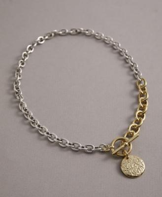 Danon Thallium Necklace