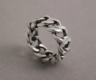 Danon Maulle Ring Silver