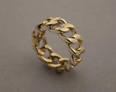 Danon Maulle Ring Gold
