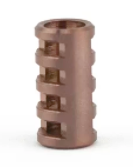 Bailey of Sheffield | Rose Gold Jacob's Ladder Bead