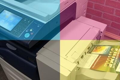 Color Copies or Prints November special