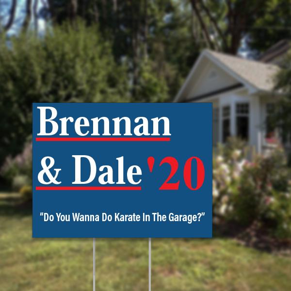 Brennan & Dale in 2020