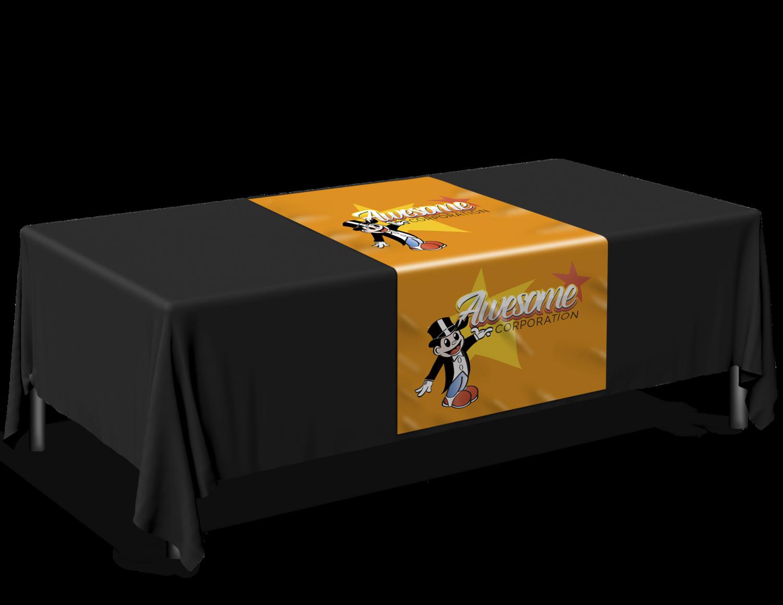 Promotional Table Runner