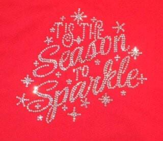 'Tis The Season To Sparkle
