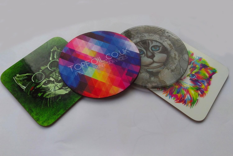 Full Colour Coasters