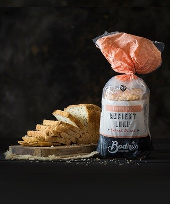 BODHI'S GLUTEN FREE ANCIENT LOAF 550G