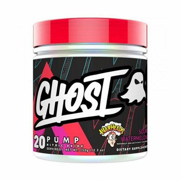 Ghost Pump Stim Free Pre Workout