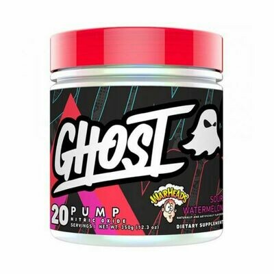 Ghost Pump Stim Free Pre Workout