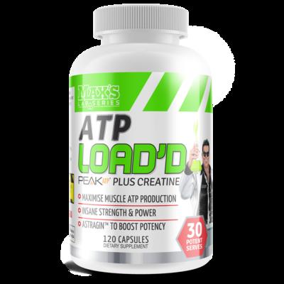 Max's ATP Load'd Stim Free Pre Workout