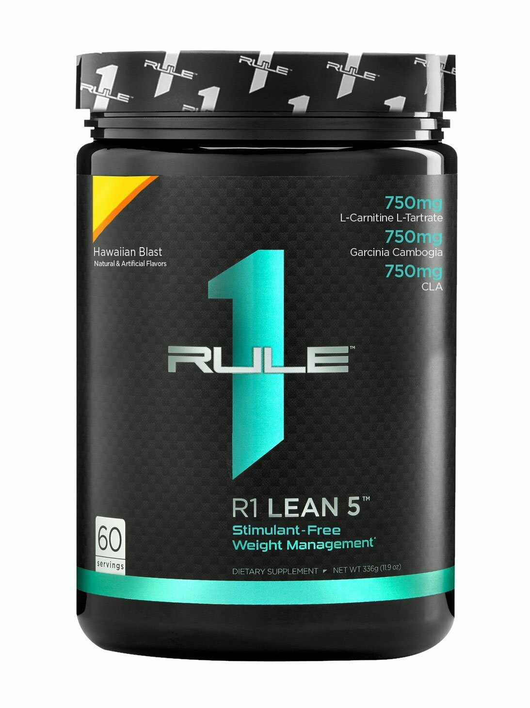 Rule 1 Lean 5 Stim Free Thermogenic
