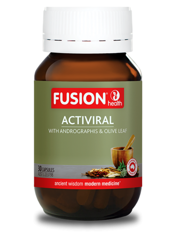 Fusion Health Activiral Capsules