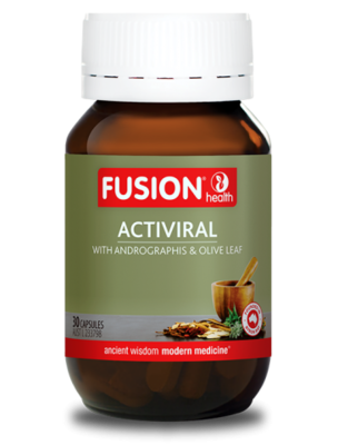 Fusion Health Activiral Capsules