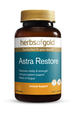 Herbs of Gold Astra Restore Tablets
