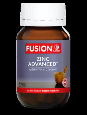 Fusion Health Zinc Advanced