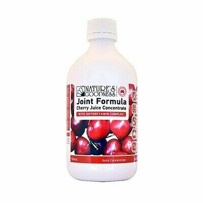 Nature's Goodness Joint Formula Cherry Juice Concentrate