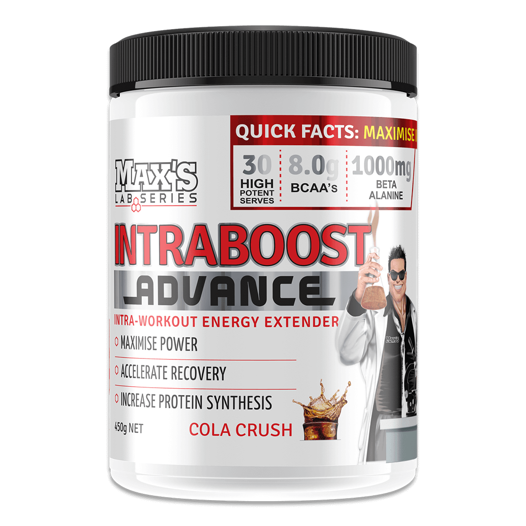 Max's Intraboost Advance Intra-workout