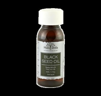 Hab Shifa Black Seed Oil Oral Liquid
