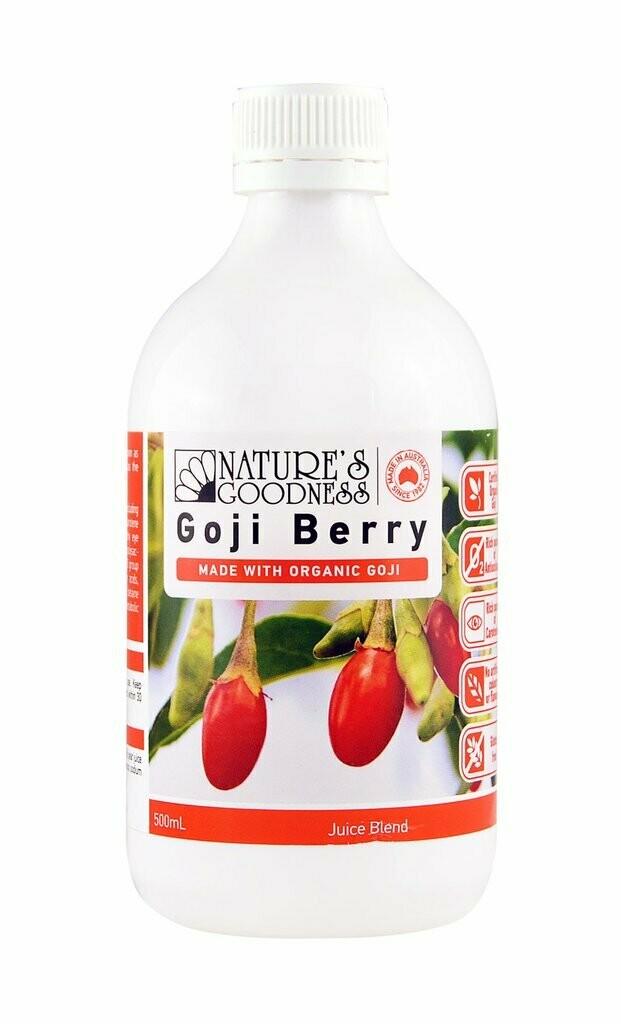 Nature S Goodness Goji Berry Juice