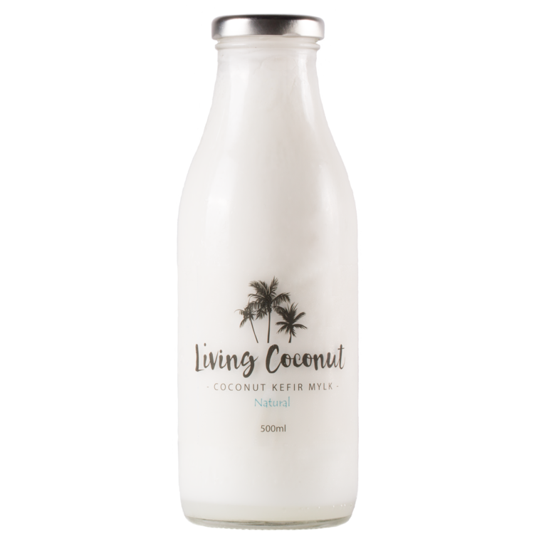 Living Cocount Coconut Kefir Mylk (Pickup & Local Delivery Only)