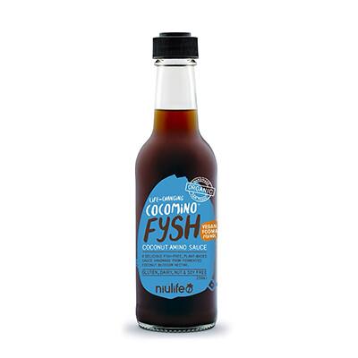 Niulife Cocomino Fysh Coconut Amino Sauce